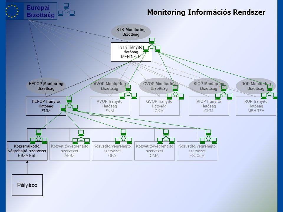 Monitoring Információs Rendszer