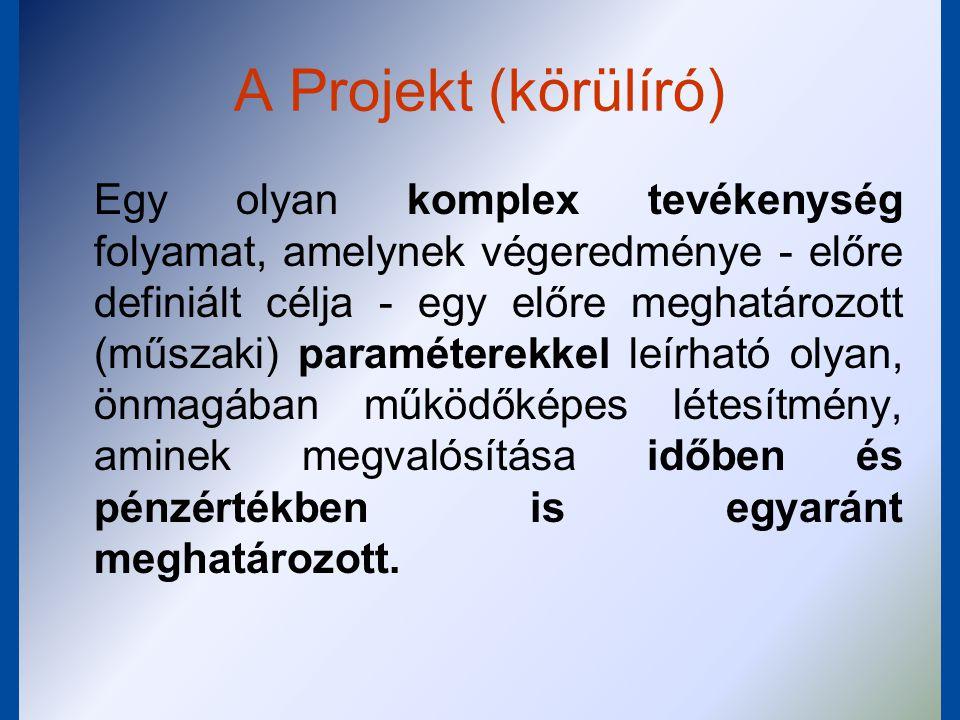 A Projekt (körülíró)