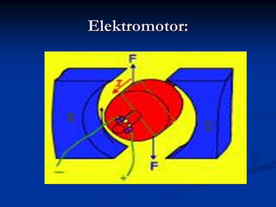 Elektromotor: