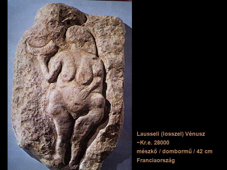 Lausseli (losszel) Vénusz
