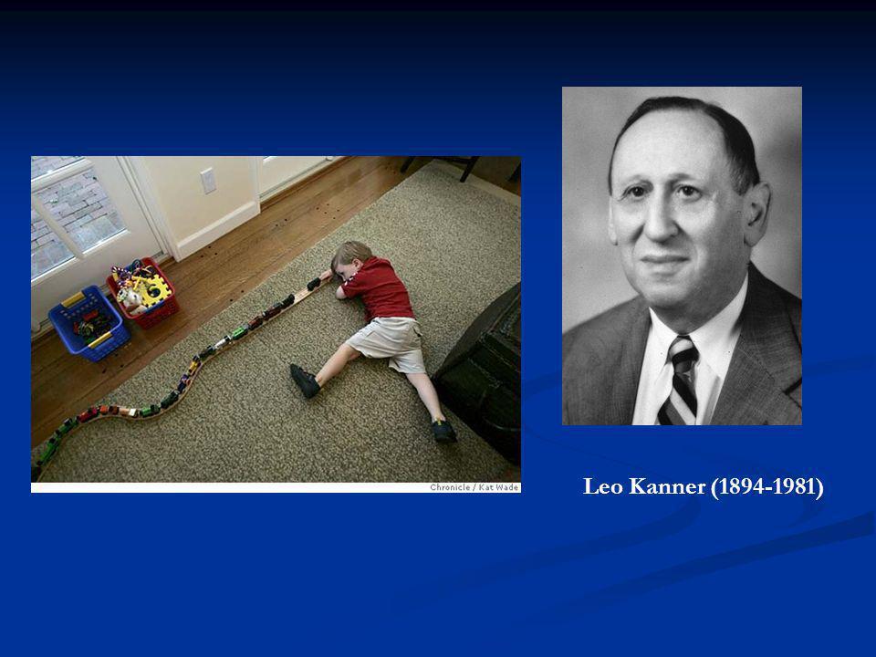 Leo Kanner (1894-1981)
