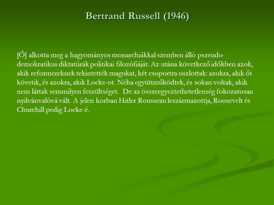 Bertrand Russell (1946)