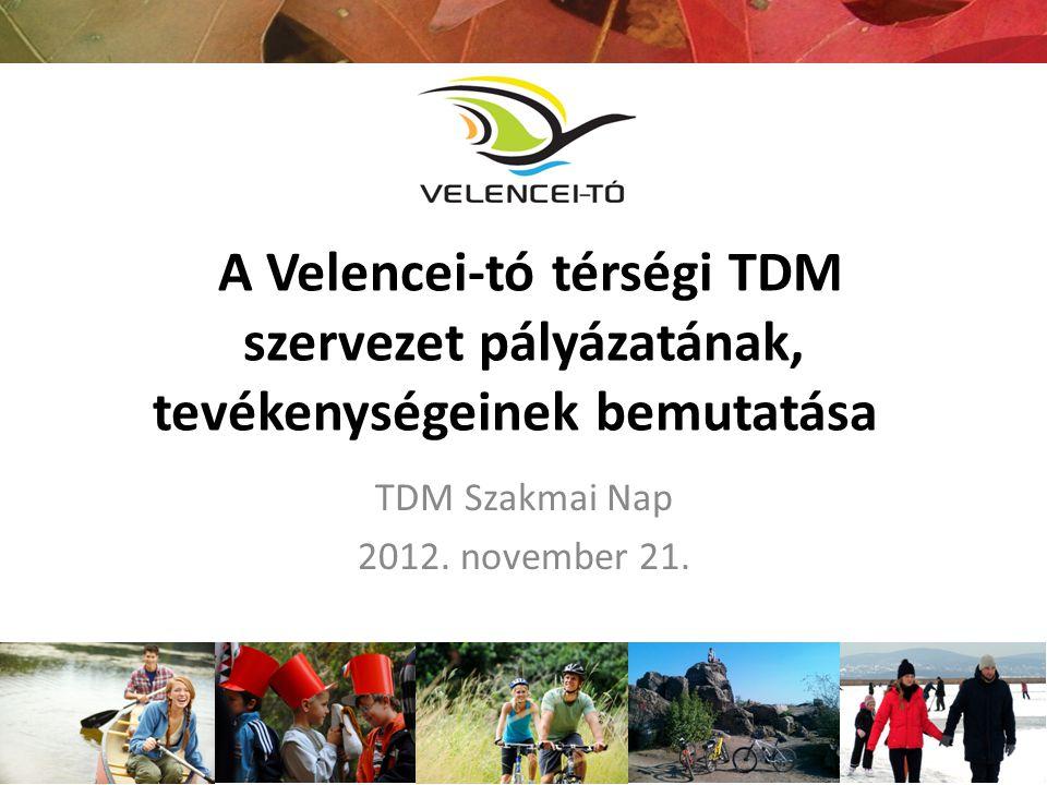 TDM Szakmai Nap 2012. november 21.