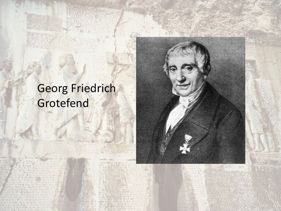 Georg Friedrich Grotefend
