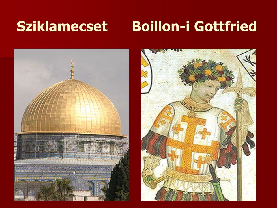 Sziklamecset Boillon-i Gottfried