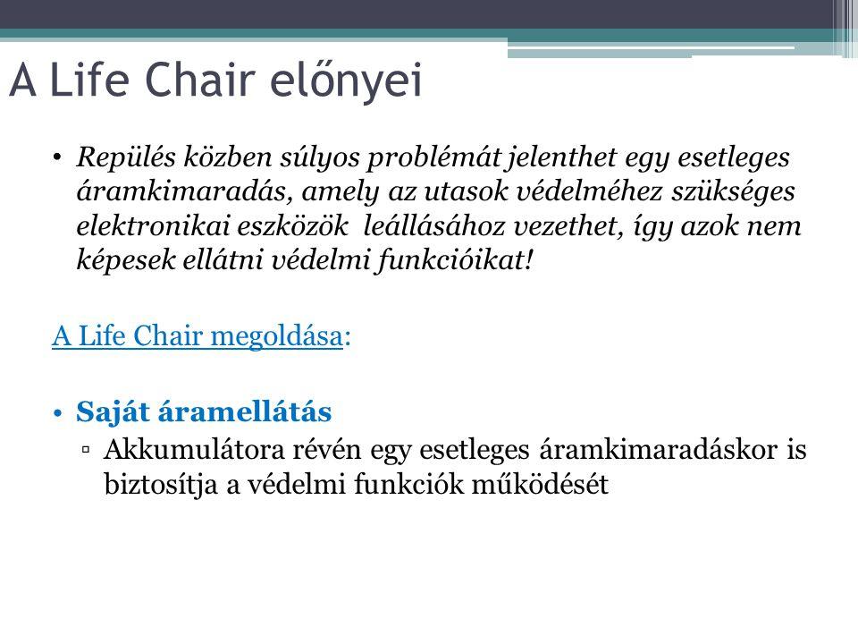 A Life Chair előnyei