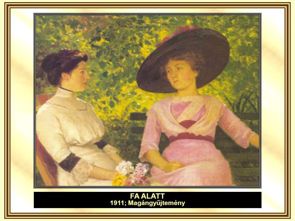 FA ALATT 1911; Magángyűjtemény