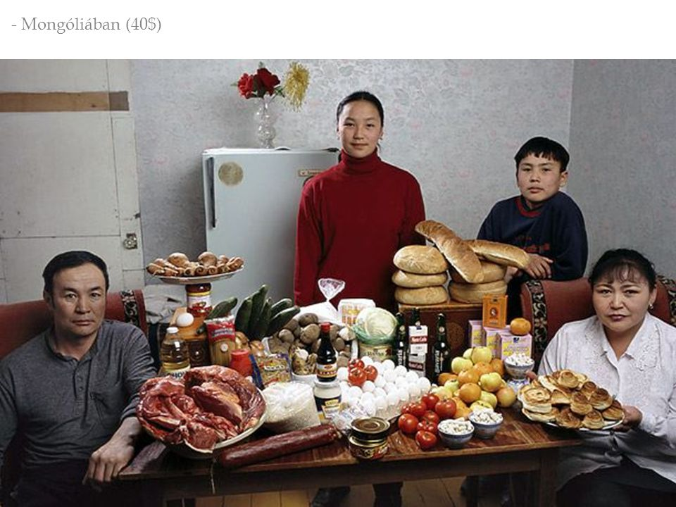 - Mongóliában (40$)