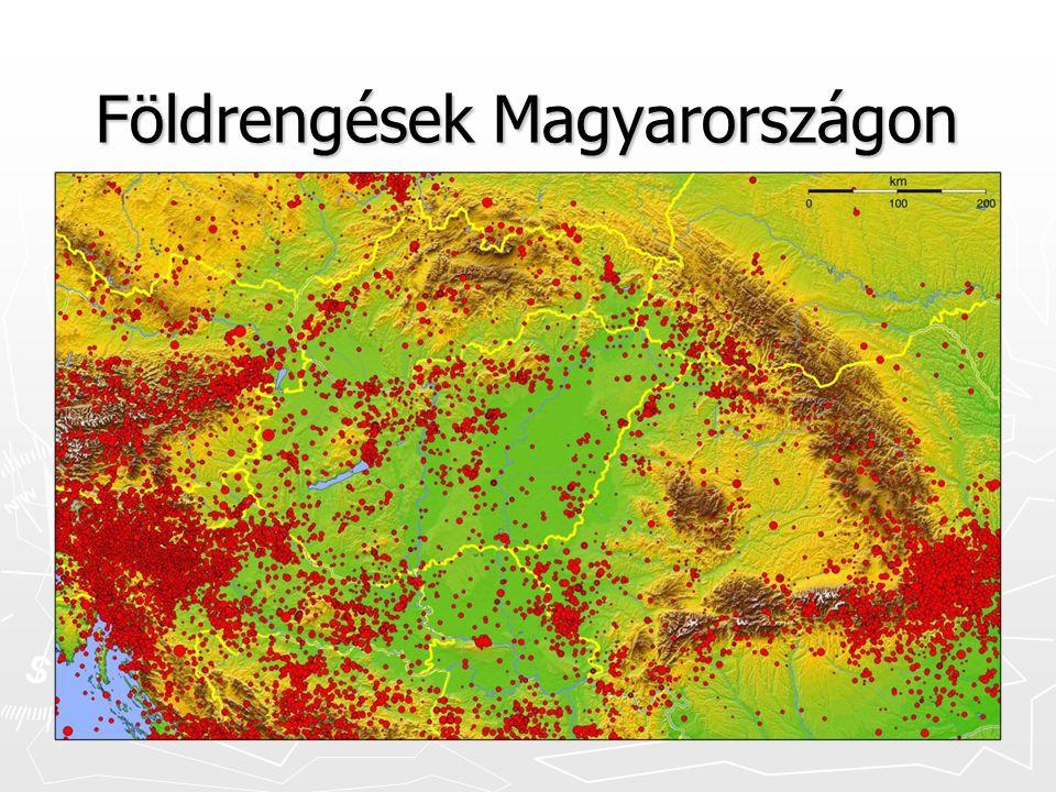 Földrengések Magyarországon