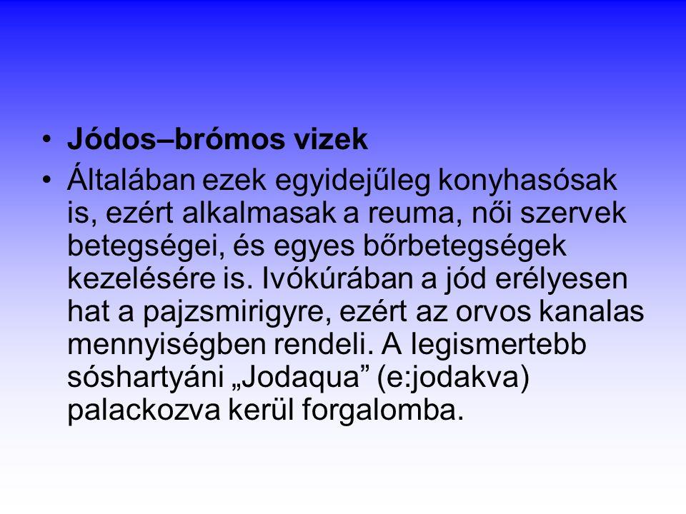 Jódos–brómos vizek