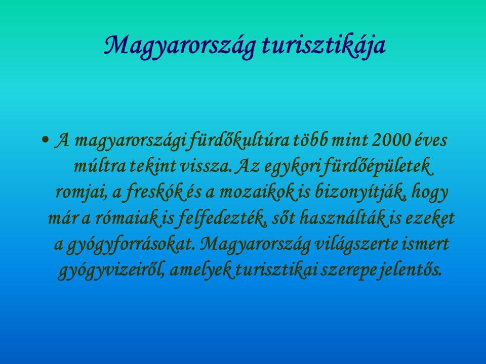 Magyarország turisztikája