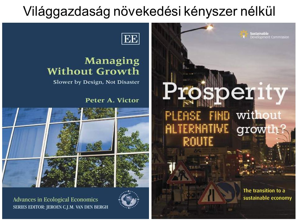 Világgazdaság növekedési kényszer nélkül