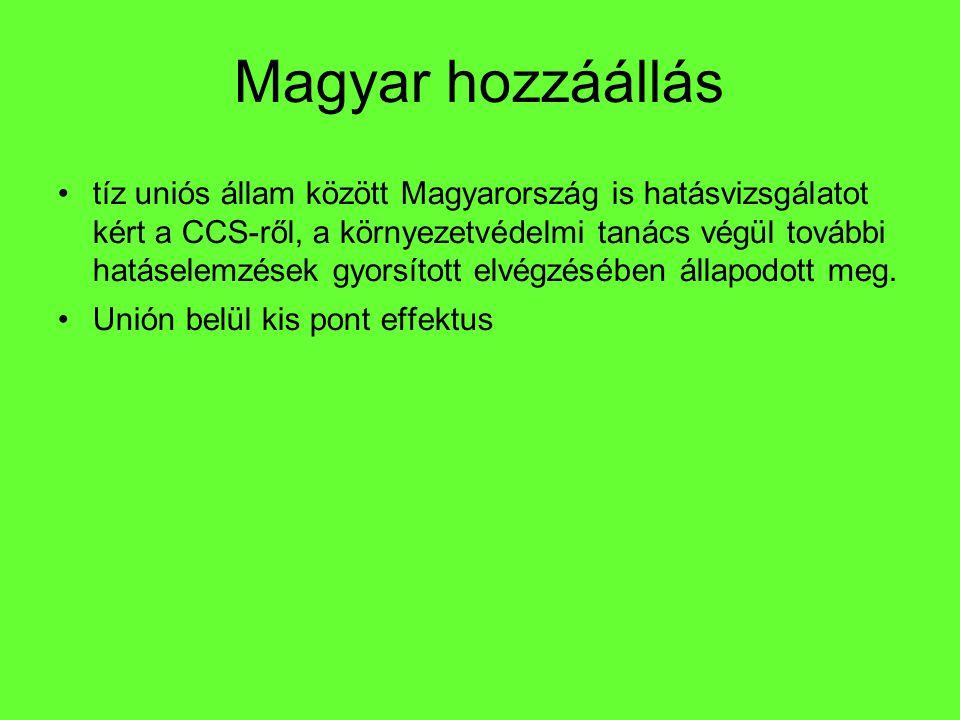 Magyar hozzáállás
