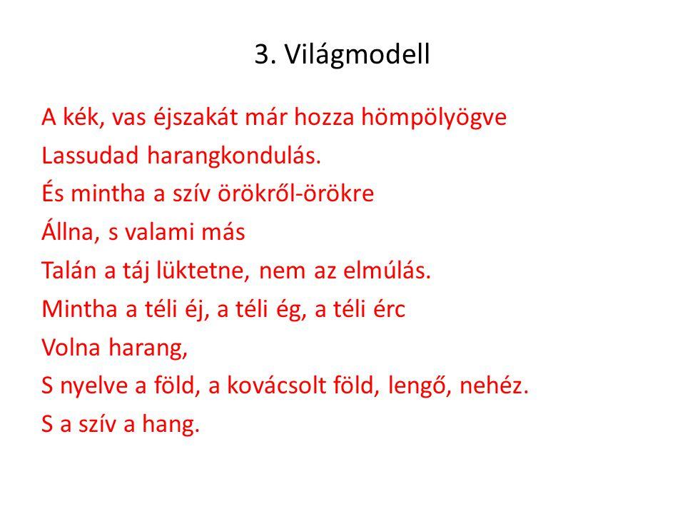 3. Világmodell