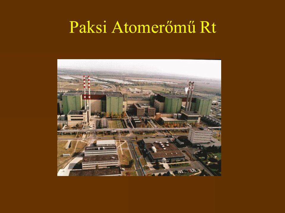 Paksi Atomerőmű Rt