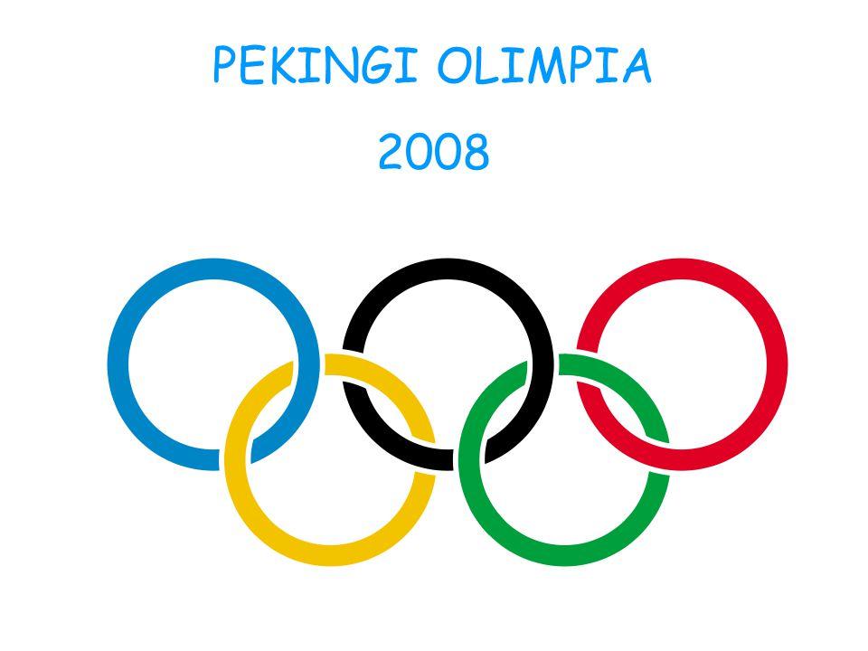 PEKINGI OLIMPIA 2008