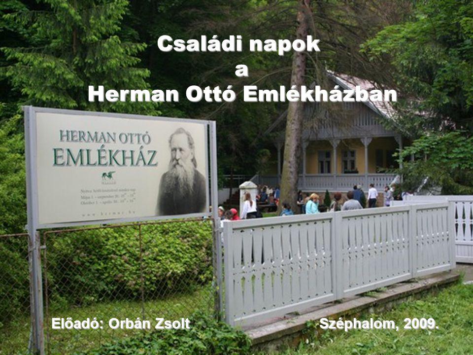Herman Ottó Emlékházban