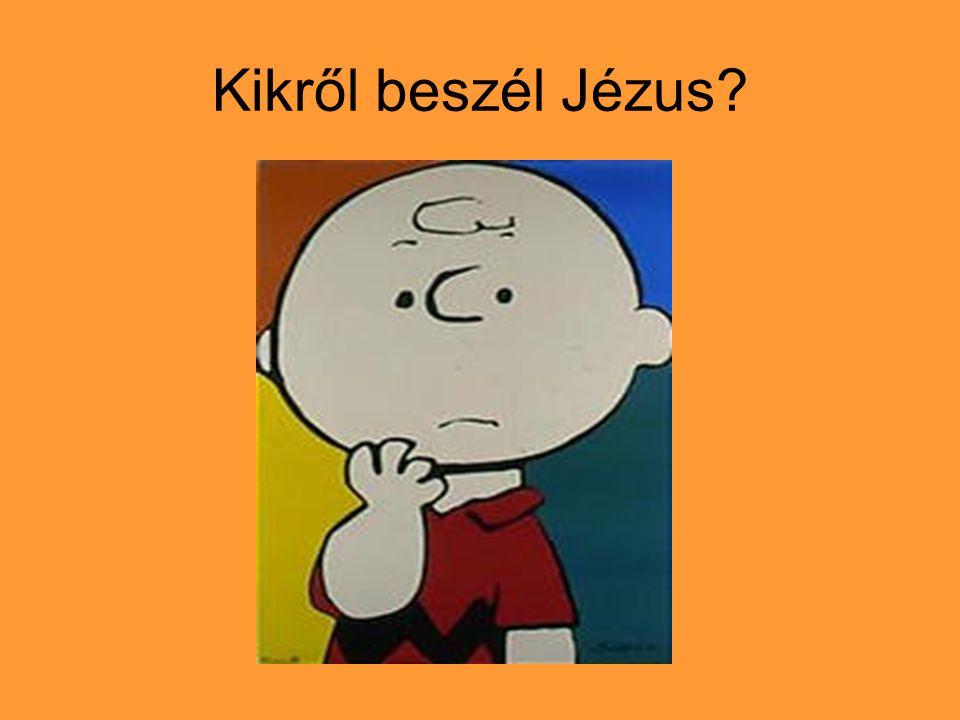 Kikről beszél Jézus Charlie Brown és a napozószék....