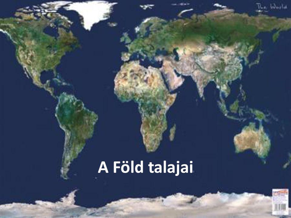 A Föld talajai