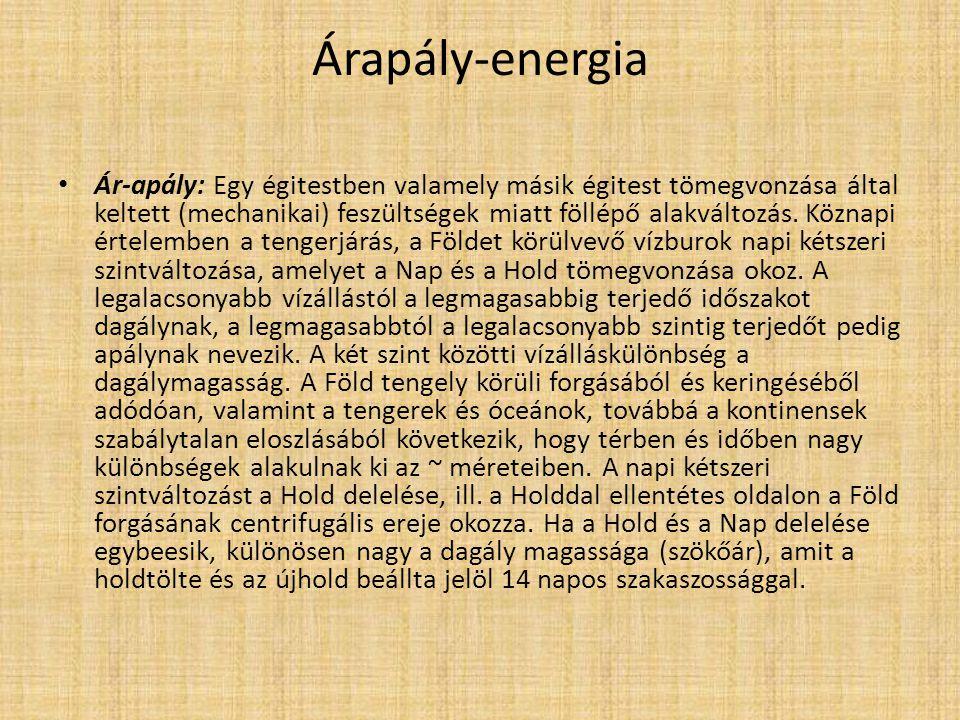 Árapály-energia
