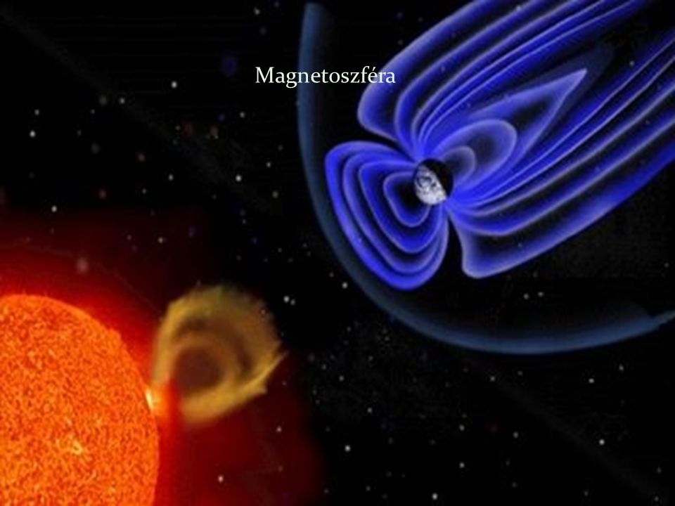 Magnetoszféra Magnetoszféra