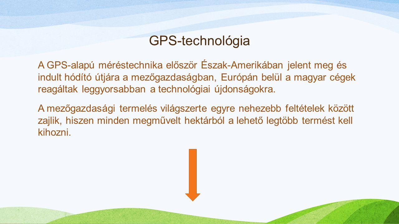 GPS-technológia
