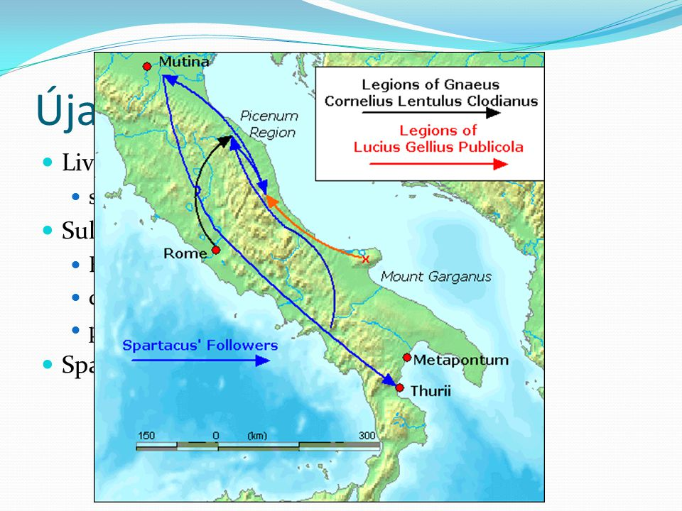 Újabb viszályok Livius Drusus Sulla Kr.e. 82-79.