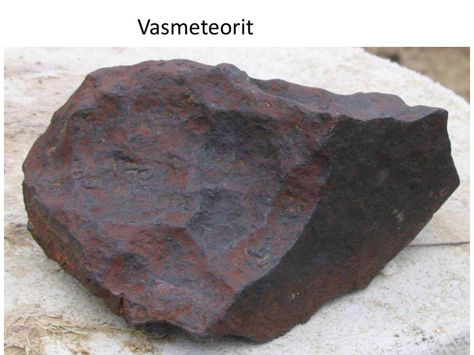 Vasmeteorit