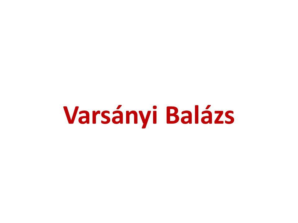 Varsányi Balázs