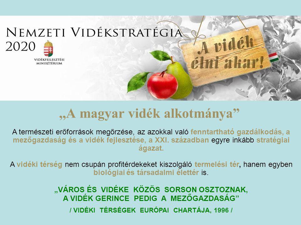 ,,A magyar vidék alkotmánya