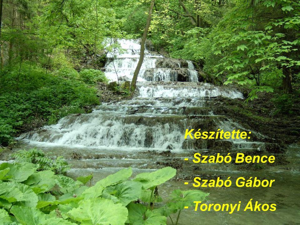 Készítette: - Szabó Bence - Szabó Gábor - Toronyi Ákos
