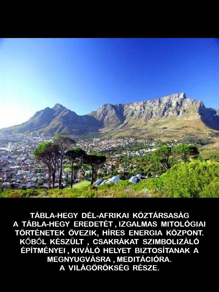 TÁBLA-HEGY DÉL-AFRIKAI KÖZTÁRSASÁG