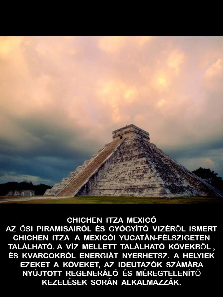 CHICHEN ITZA MEXICÓ