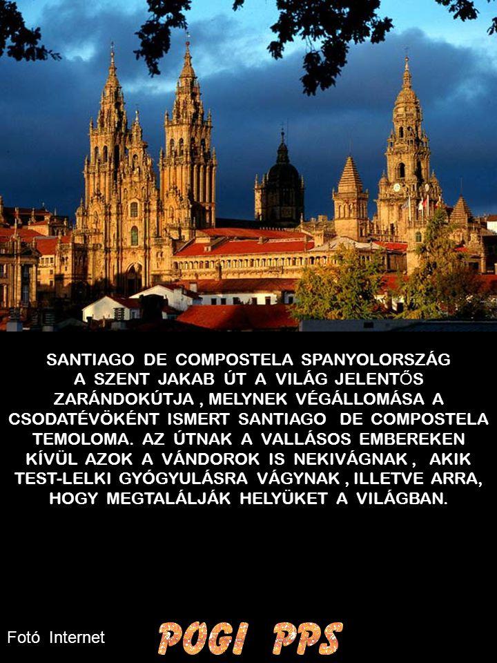 SANTIAGO DE COMPOSTELA SPANYOLORSZÁG
