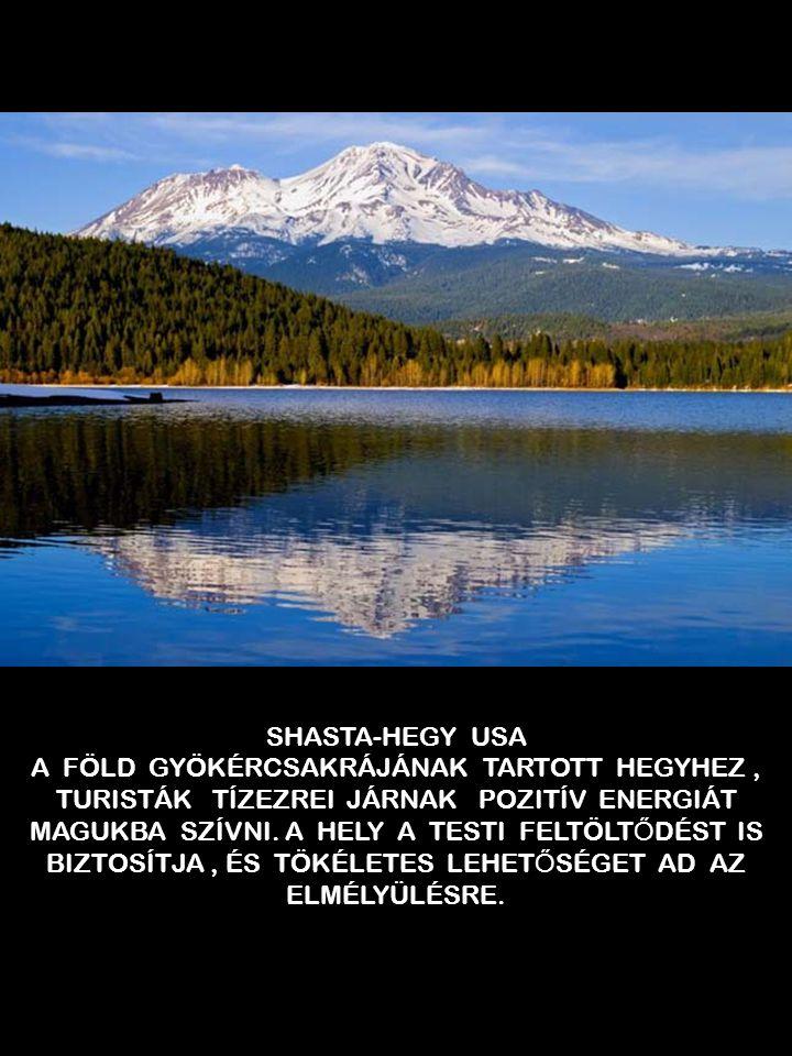 SHASTA-HEGY USA