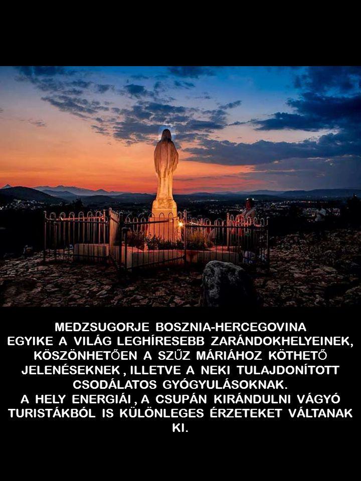 MEDZSUGORJE BOSZNIA-HERCEGOVINA