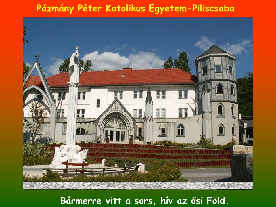 Pázmány Péter Katolikus Egyetem-Piliscsaba