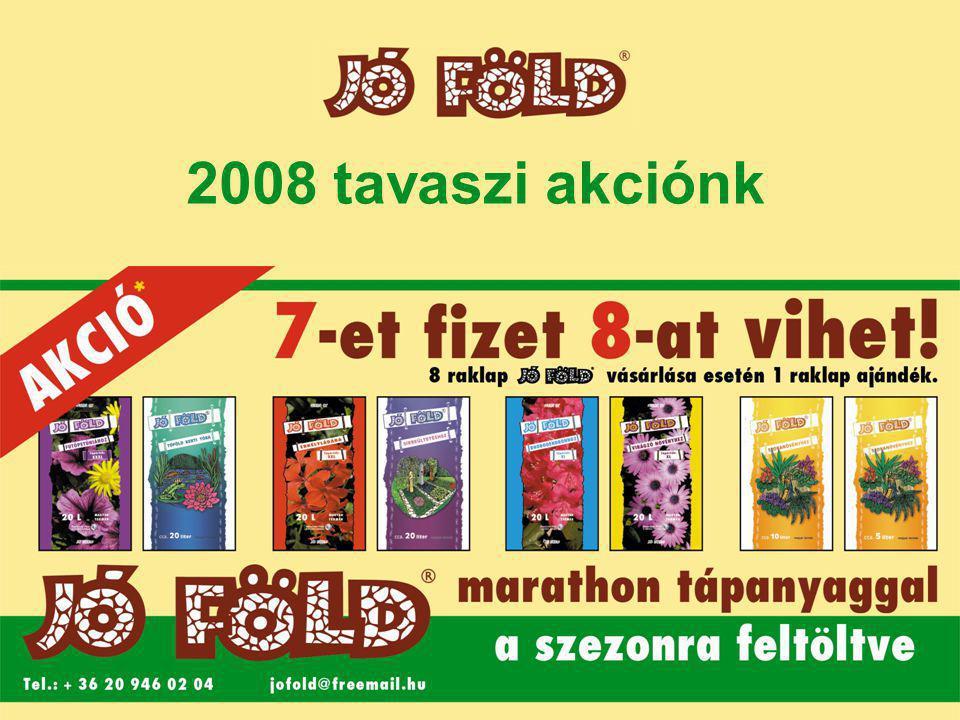 2008 tavaszi akciónk