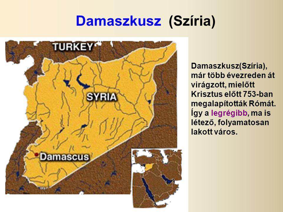 Damaszkusz (Szíria)