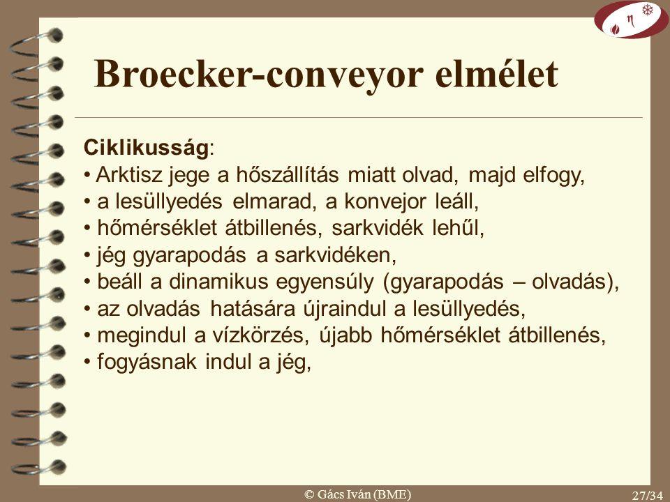 Broecker-conveyor elmélet