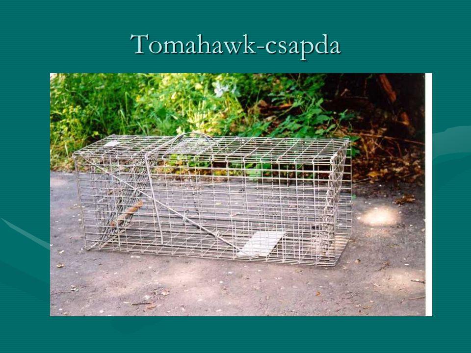 Tomahawk-csapda