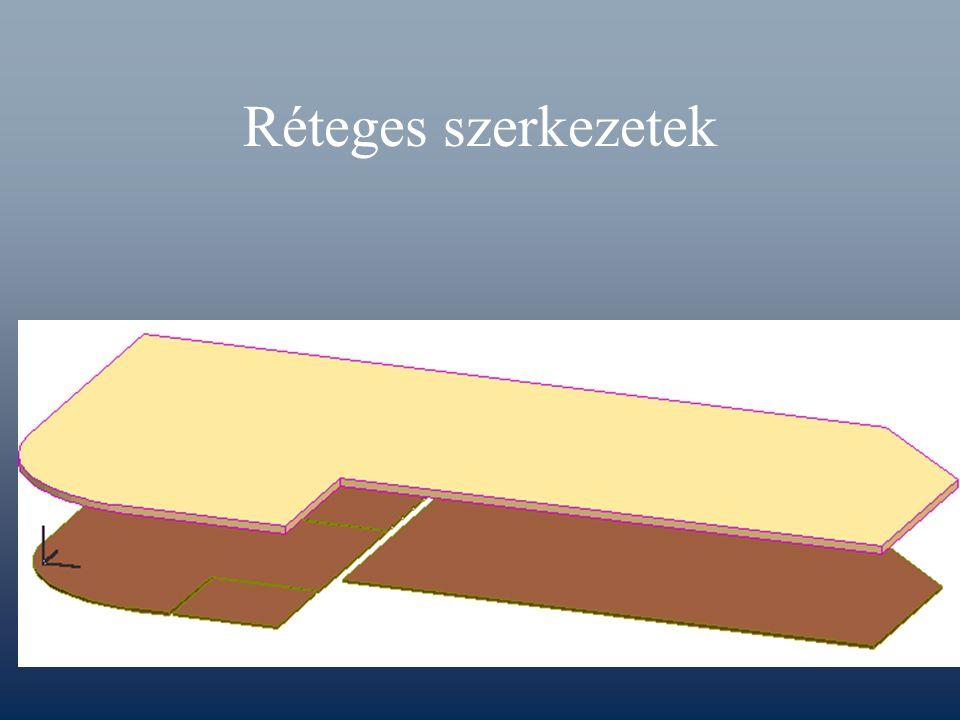 Réteges szerkezetek