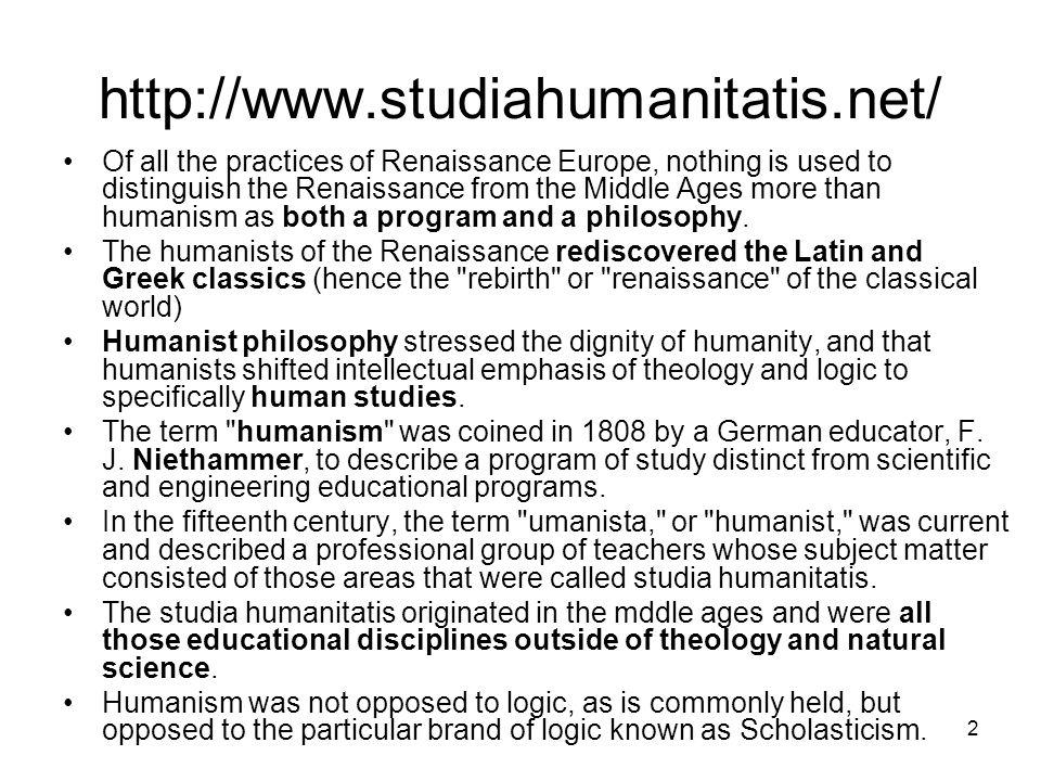 http://www.studiahumanitatis.net/