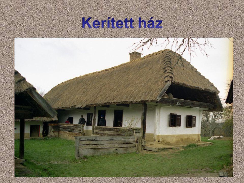 Kerített ház