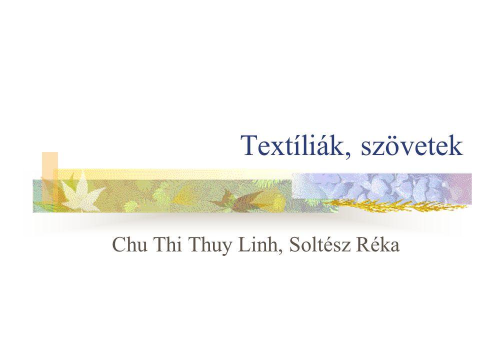 Chu Thi Thuy Linh, Soltész Réka