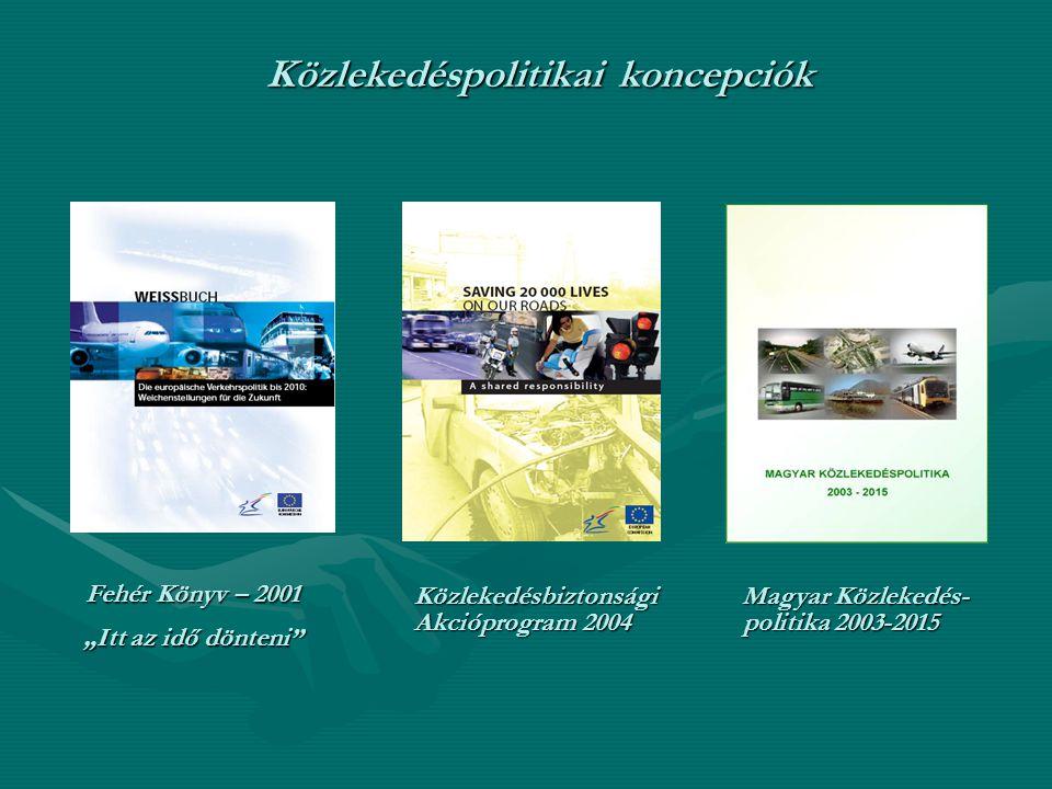 Közlekedéspolitikai koncepciók