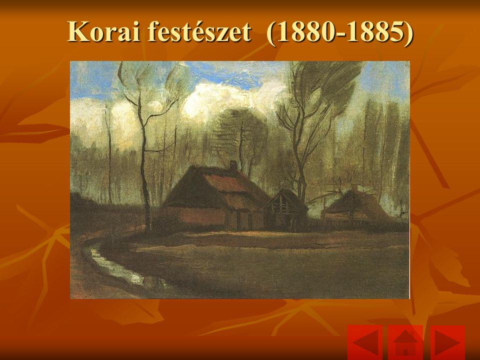 Korai festészet (1880-1885)