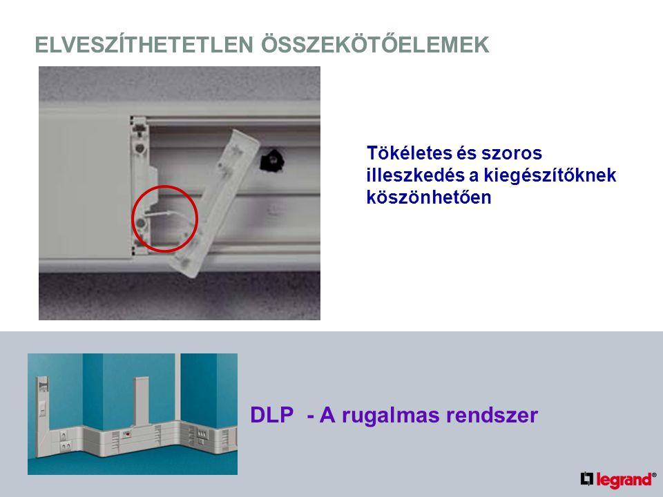 DLP - A rugalmas rendszer