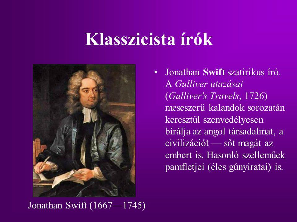 Klasszicista írók