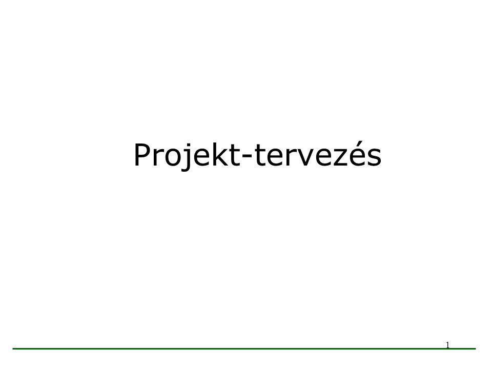 Projekt-tervezés